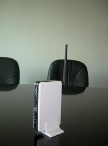 54M Wireless Router (BI-524A1)