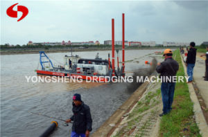 Sand Dredger with Dredging Pump pictures & photos