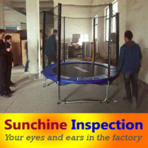 Sporting Goods and Recreational Products Pre-Shipment Inspection Sunchine Inspection Reliable Inspection Agency in China pictures & photos