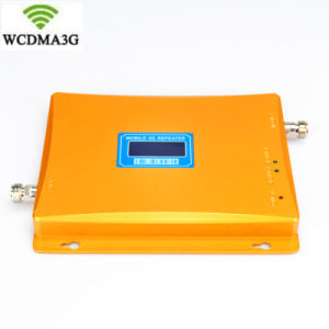 WCDMA 2100MHz Mobile Signal Booster GSM Signal Repeater pictures & photos