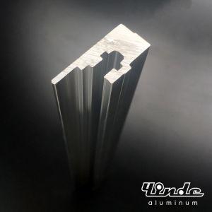 Aluminium Profile/Simple Aluminum Extrusion Bar pictures & photos