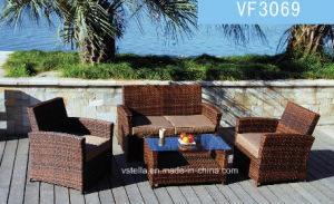 PE Rattan Garden Outdoor Wicker Furniture pictures & photos
