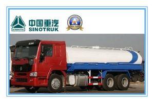 23.5m3 Sinotruk / Cnhtc HOWO Water Tank Truck / Sprinkler Truck (JYJ5312GSS) pictures & photos