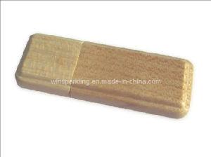 Rectangle USB Wood Memory Stick (WS-F004)