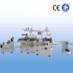 Auto Die Cutting Machine (HX-350B) pictures & photos