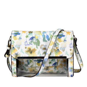 Hot Fashion Lady Designer Print Cross Cosmetic Bag (NMDK-A05)