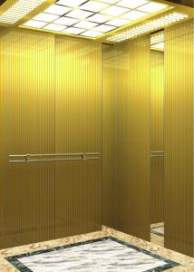 Klk1 Passenger Elevator (Optional Car Configuration KL-K 005)