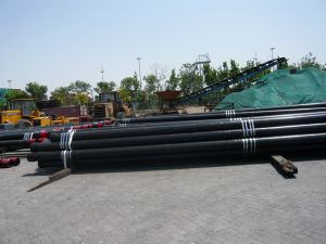 API-5ct Seamless Steel Casing Pipe (Oilfield Services) (J55/K55/N80/L80/P110/C95)