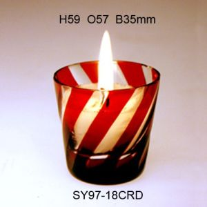 Candle Holder (SY97-18RD)