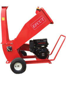 15HP High Efficient Chippers for 4 Inch Fresh Wood and Tree Branches pictures & photos