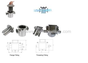 Strong Permanent NdFeB Magnetic Filter with Screw Thread pictures & photos
