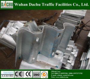 Q235 Galvanized Steel Beam Road Crash Barrier pictures & photos