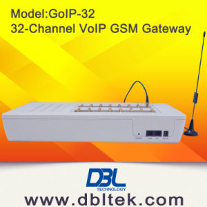 32 Ports GoIP Gateway GSM Terminal (GoIP32) pictures & photos