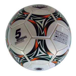 Machine Stitched PVC Football (XLFB-042)