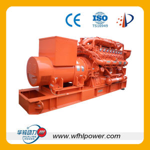 Natural Gas Generating Set 25-500kw pictures & photos