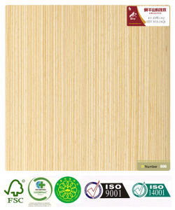 Face Ash Wood Veneer (11Q) with ISO and Fsc Certification
