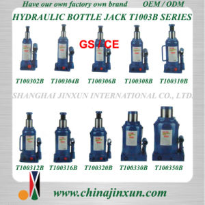 Hydraulic Bottle Jacks (T1003B SERIES)