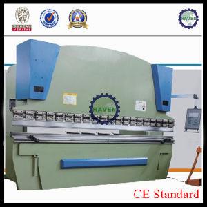 WE67K-200X3200 CNC Electric Hydraulic Synchronization Hydraulic Press Brake pictures & photos