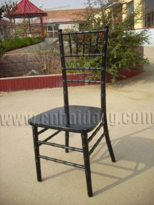 High Quality of Wood and Resin Chiavari Tiffany Chair pictures & photos