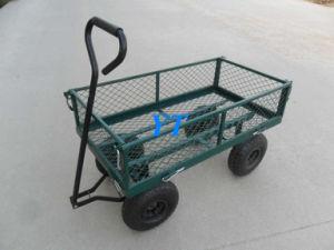China Small Garden Wagon Cart China Garden Cart Wagon