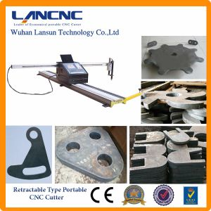 Building Machine Mini Metal Cutting Machine Portable CNC Flame Cutting Machine, Zlq-14b