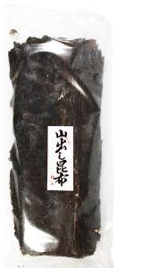 Dashi Kombu (dried laminaria) Kelp pictures & photos