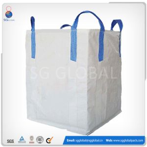 Hot Sale One Ton White PP Jumbo Bag pictures & photos