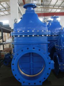 Metal Seated Gate Valve Bs5163 / DIN3352 pictures & photos