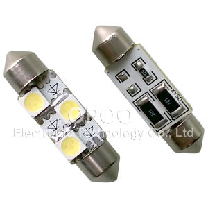 Canbus Auto SMD T10 Festoon Bulb (T10 Festoon-3SMD)