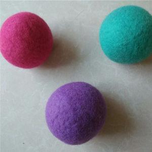 Wool Felt Dryer Ball, Laundry Dryer Felt Ball pictures & photos