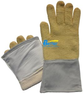 Aramid Fiber Heat Resistant Work Gloves (BGKH002)