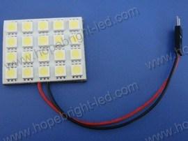 5050 SMD LED Reading Light (PCB-303720X-5050SMD), LED Interior Car Lights, LED Car Light