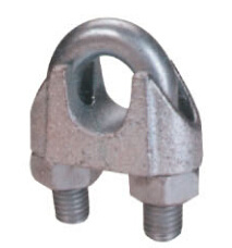 DIN741 Malleable Wire Rope Clip, Zp pictures & photos