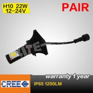 New H10 22W 1200lm High Beam CREE LED Head Lamp