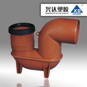 UPVC / PVC-U P-Trap Elbow (BS41)