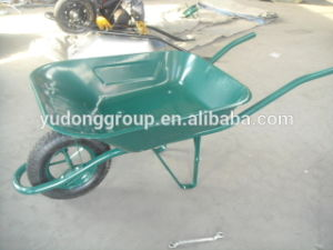 Wb6400 Wheelbarrow pictures & photos