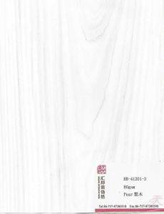 Pear Melamine Paper (HB-41201-3) pictures & photos