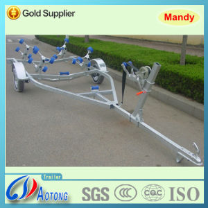 Small Boat Trailer From Aotong pictures & photos