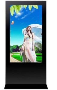 42′′ Advertising Product Model with TV Media Advertisement Function