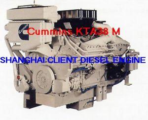 Cummins Engine for Marine Kta38 -M pictures & photos