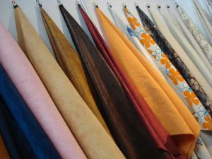 100% Polyester Fabric for Hometextiles and Garments (YJ A 001)