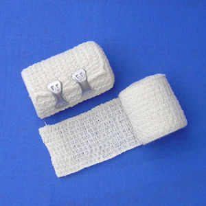 Elastic Crepe Bandage with Spandex pictures & photos