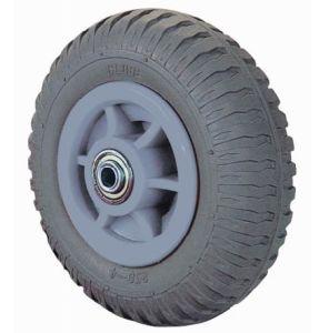 Heavy Duty Foam Rubber Wheel (Gray) pictures & photos