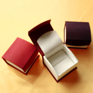 Color Paper Box /Finger Ring Box (ZD-B12)