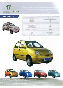Electric Car (BHC17)