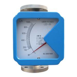 Metal Tube Rotor Flowmeter (LZD-25)