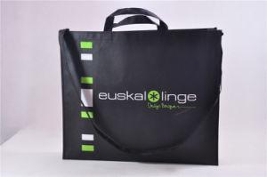 2014 Promotional Folding Beach Towel Bag/Non Woven Beach Bag (MECO367) pictures & photos