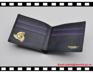 Top Sale RFID Blocking Genuine Leather Man Wallet on Sale pictures & photos