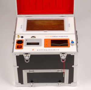 Insulating Oil Tester (HYYJ-501)