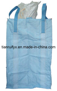 High Quality 1000kg PP Big Bag for Sand, Cement (KR019) pictures & photos